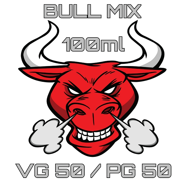 BullMix báze medium VG50 / PG50 100 ml