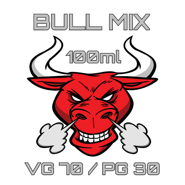BullMix báze dripper VG70 / PG30 100 ml