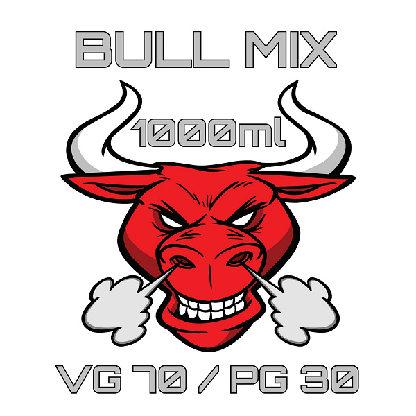 BullMix báze dripper VG70 / PG30 1000 ml